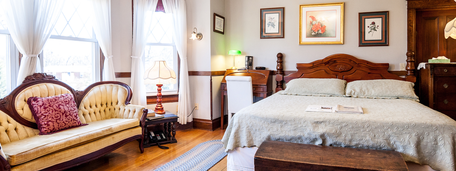 A deluxe romantic suite for harrisonburg lodging, the friendly city.